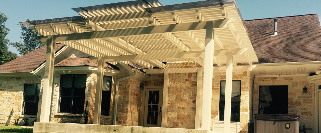 Pergolas, Screened Rooms, Fencing & More!